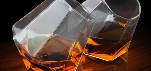 Diamentowe szklanki