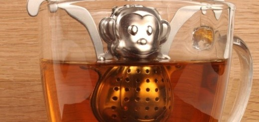 Zaparzacz do herbaty - małpka