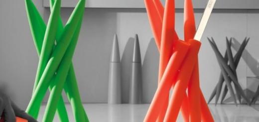 Zestaw noży kuchennych Legnoart Magnum