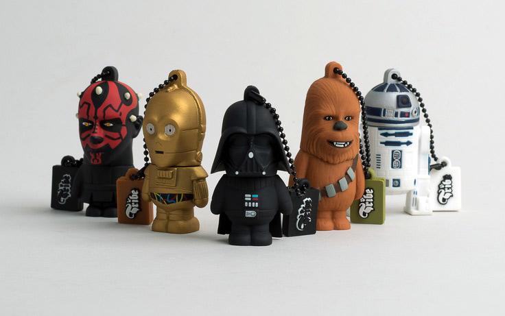 Pendrive Star Wars Tribe 16Gb
