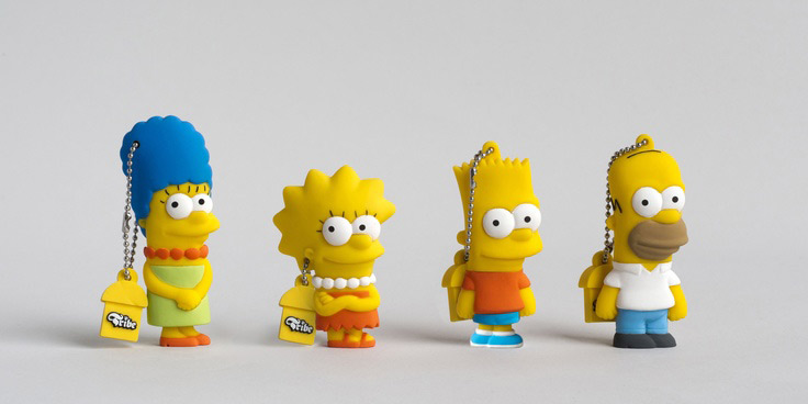 Pendrive The Simpsons Tribe