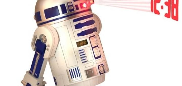 Zegar Star Wars R2D2