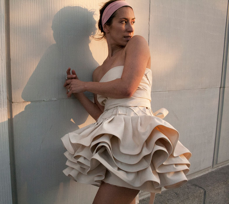 Fartuch kuchenny sukienka Lukrecja - COOKie