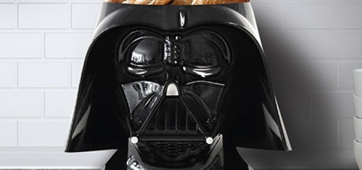 Pojemnik na ciasteczka Dart Vader Star Wars