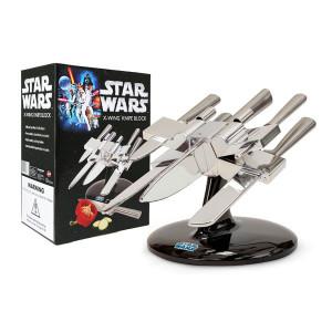 Zestaw noży Star Wars X-Wing