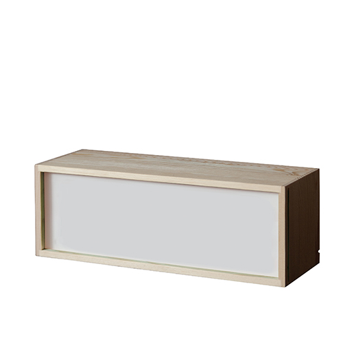 Lampka ścienna Seletti Lighthink Box