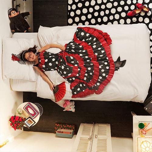 Pościel Snurk Flamenco 135x200cm