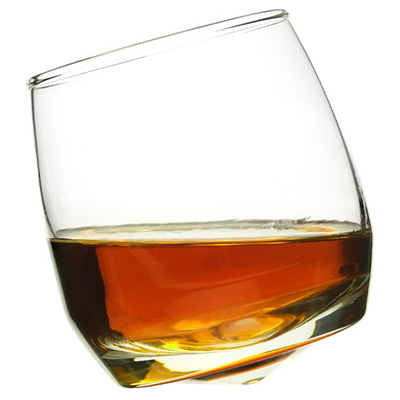 Szklaneczki do whisky Sagaform Bar