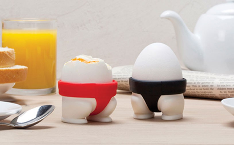 Podstawki do jajek Sumo Eggs