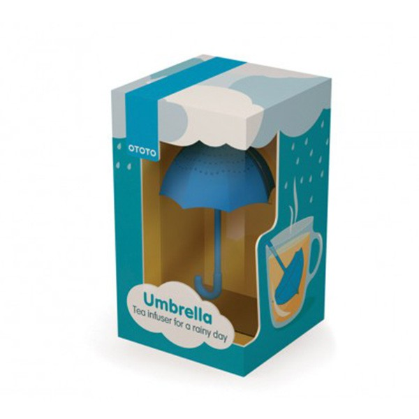 Zaparzaczka do herbaty parasol – Umbrella