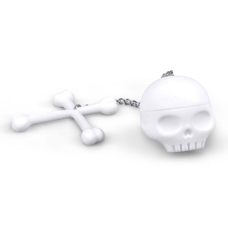 Zaparzaczka do herbaty czaszka – Tea Bones