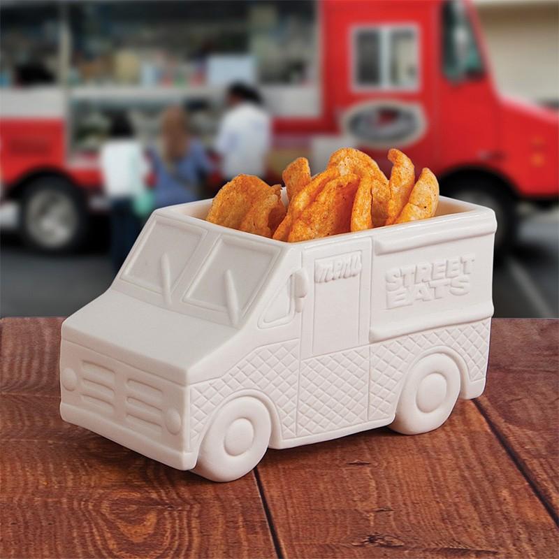 Pojemnik na przekąski - Food Truck