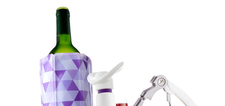 Akcesoria do wina - Vacu Vin 6 elementów