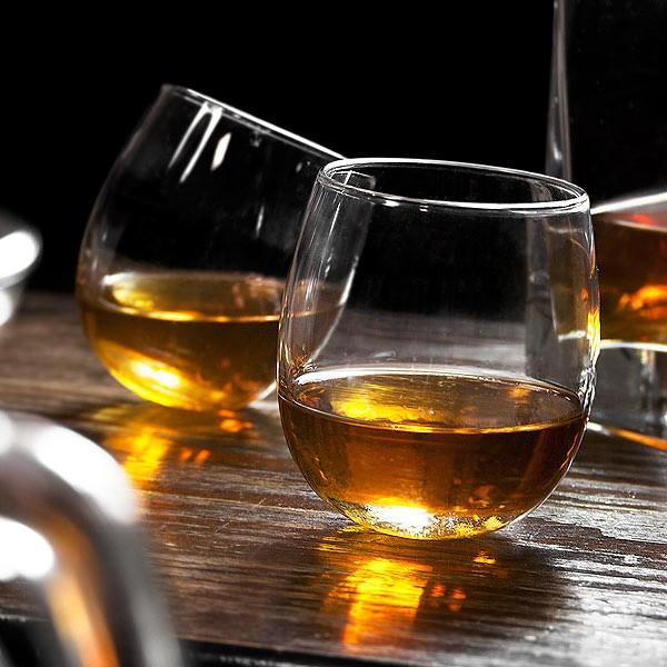 Whisky szklanki - bujające się Whisky Rockers