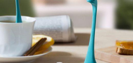Zaparzaczka do herbaty potwór - Baby Nessie